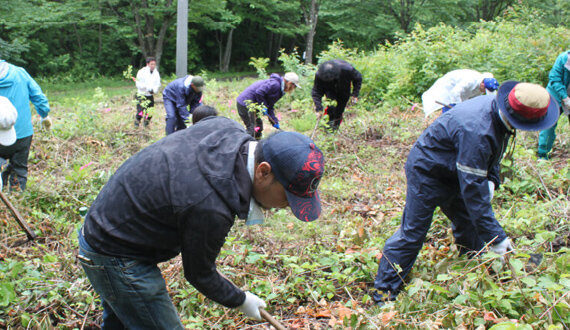 Initiatives to Protect Local Environment
